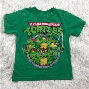 NICKELODEON Teenage Mutant Ninja Turtle T-Shirt 3T